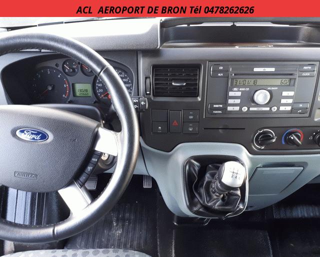 Ford TRANSIT 300 C.P 2.2 TDCI 100